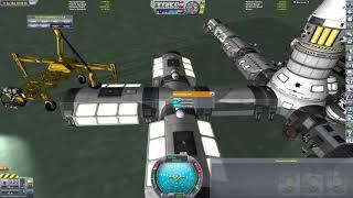 Kerbal Space Program - Kerbalism S02E80½ - Learning Konstruction