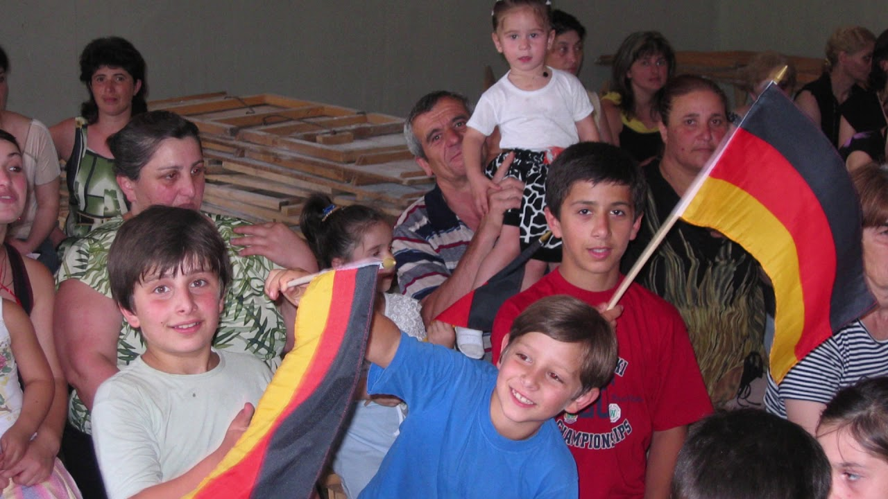 Kolage Humanitere Hilfe Familie Kolbeck