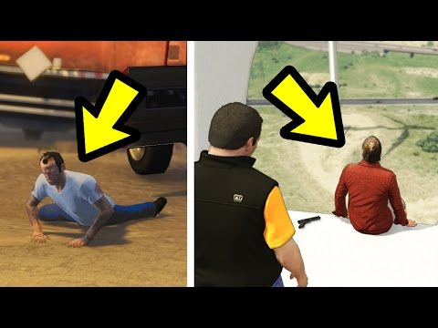 WHAT HAPPENS TO RON & WADE WHEN TREVOR DIES? (GTA 5)