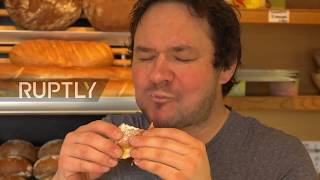 Bavarian meat loaf in a donut – the greatest thing since sliced bread