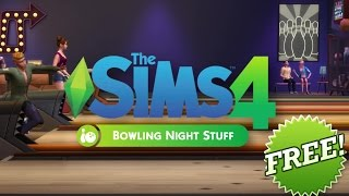 RELOADED - The Sims 4 Update v1.28.25.1020 Bowling Night Stuff & Vampires INCL DLC