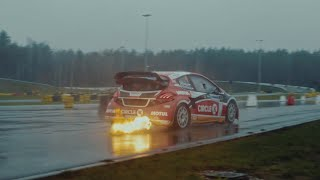 Barbórka Rally 2019 - Tomasz Kuchar / Daniel Dymurski