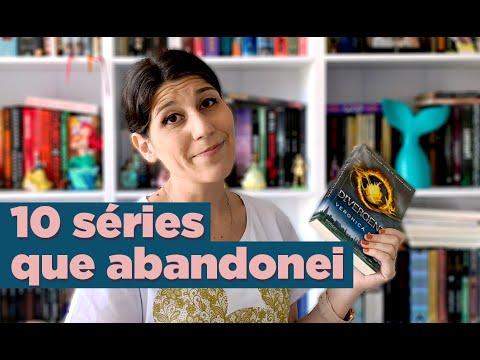 10 séries que abandonei | BOOK GALAXY