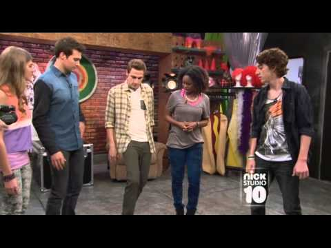 Nick Studio 10 with Kendall Schmidt and James Maslow