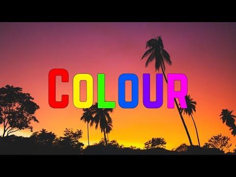 MNEK - Colour ft. Hailee Steinfeld (Lyrics)