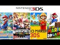 Evolution Mario Games On 3ds