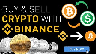 How To Exchange Crypto In Binance Account   Cryptocurrency Tutorial