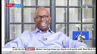 Bob Collymore talks about the future of Safaricom and his health