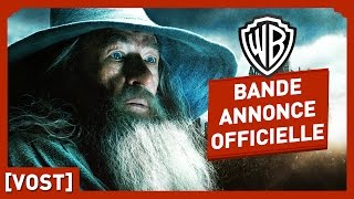 Bande-Annonce Officielle (VOST) : Le Hobbit 2 : La Désolation de Smaug