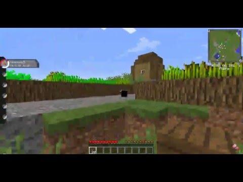 Lets Play Pixelmon Часть 1 #Начало/ Игра в мире Пиксельмон