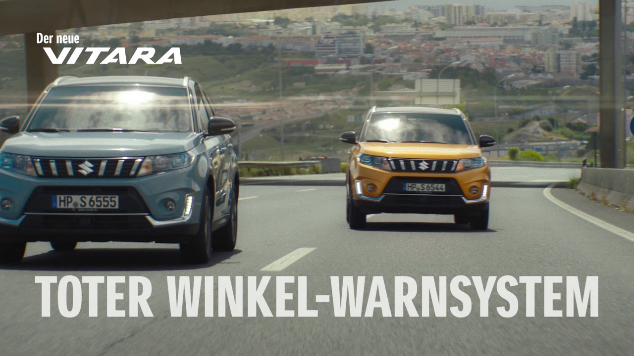 Der neue Suzuki Vitara: Jetzt konfigurieren! Das echte SUV – Time to Play