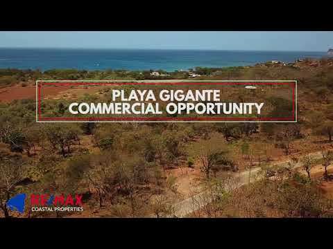 Playa Gigante Commercial Opportunity