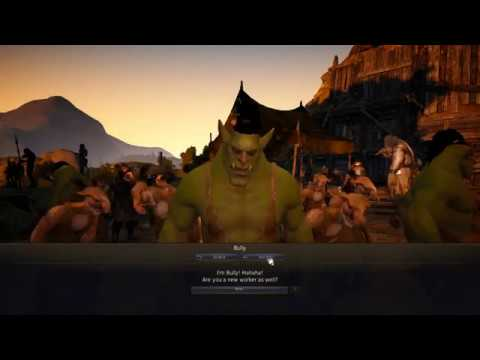 Black Desert Online Quest Guidance through the Ruins - YouTube