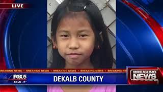 Girl dies after being hit by school bus
