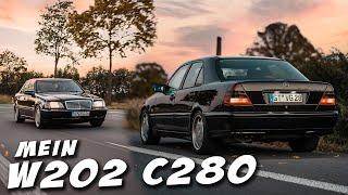 Mein W202 C280! - Vorstellung, Tuning, Felgen & was sagen die Chayas??