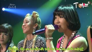Vietsub] YHY's Sketchbook 2NE1   Falling In Love(Acoustic Version) {21 Team}