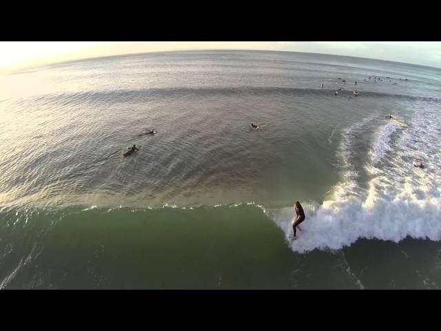 Perfección Longboard en Noosa