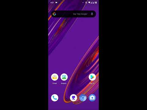 ParanoidAndroid (CAF Based) Android 10 Xiaomi Mi a3