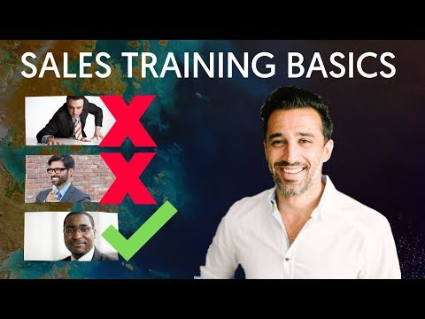 11 Sales Training Basics Beginners MUST Master - YouTube
