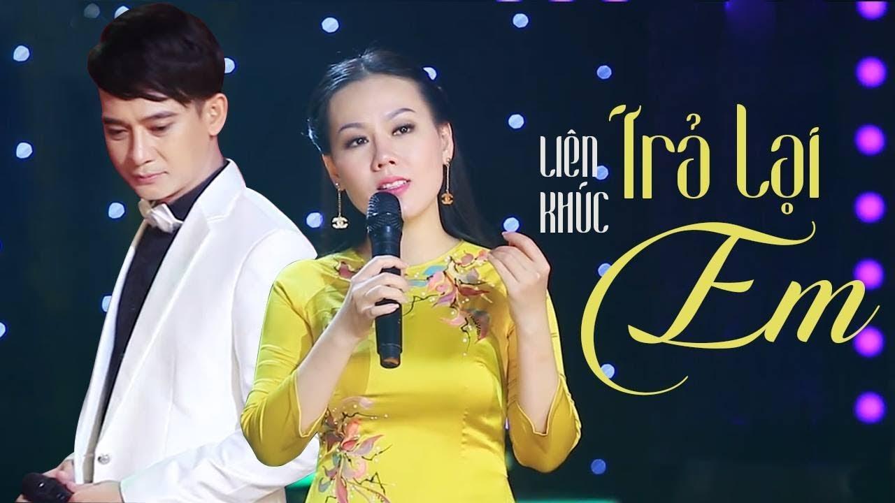 Trả Lại Em - Sầu Tím Thiệp Hồng|Lưu Ánh Loan, Đoàn Minh, Lê Sang thumbnail