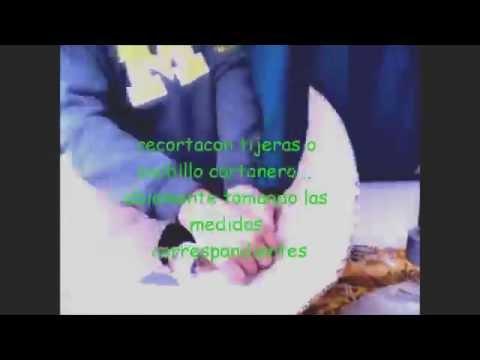 Como hacer  collar isabelino economico para perro