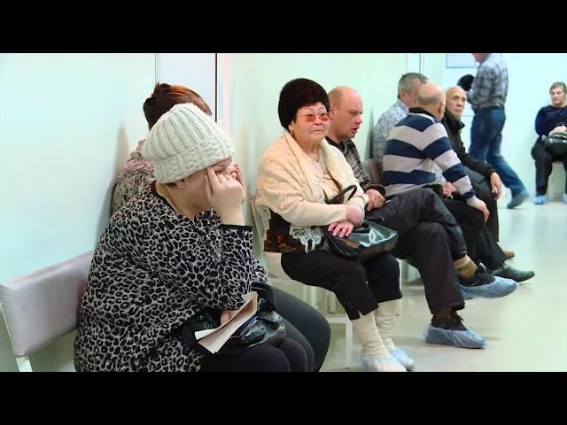 Ангарчане опробовали электронные больничные