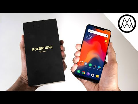 Xiaomi POCO F1 Special Edition UNBOXING and REVIEW
