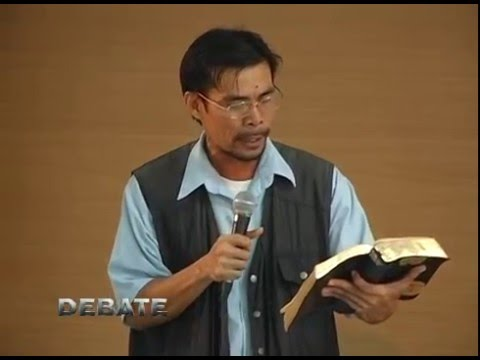 Ang dating daan debate video eliseo soriano biography meaning