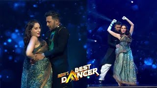 Nora Fatehi And Terence Lewis Romantic Dance Performance !!