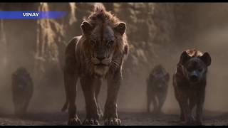 Beyoncé SPIRIT | Disney's The Lion King Offical Video Song | THE LION KING 2019 | VINAY