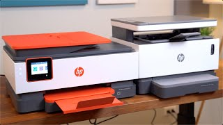 Inkjet vs. Laser? Comparing Printer Options with HP!