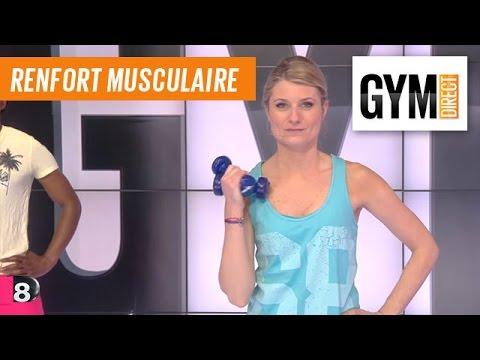 Quels muscles entraîne horizontal velotrenajer