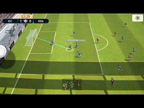 Pes mobile 2019 | how to play & best formation and how to