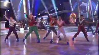 Cirque du Soleli, Viva Elvis, Dancing With The Stars, 5-4-10.mov