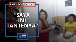 Pasangan Mesum Digerebek Polisi di Kamar Hotel Pakai Baju Terbuka, Wanita: Ini Keponakan Saya Pak