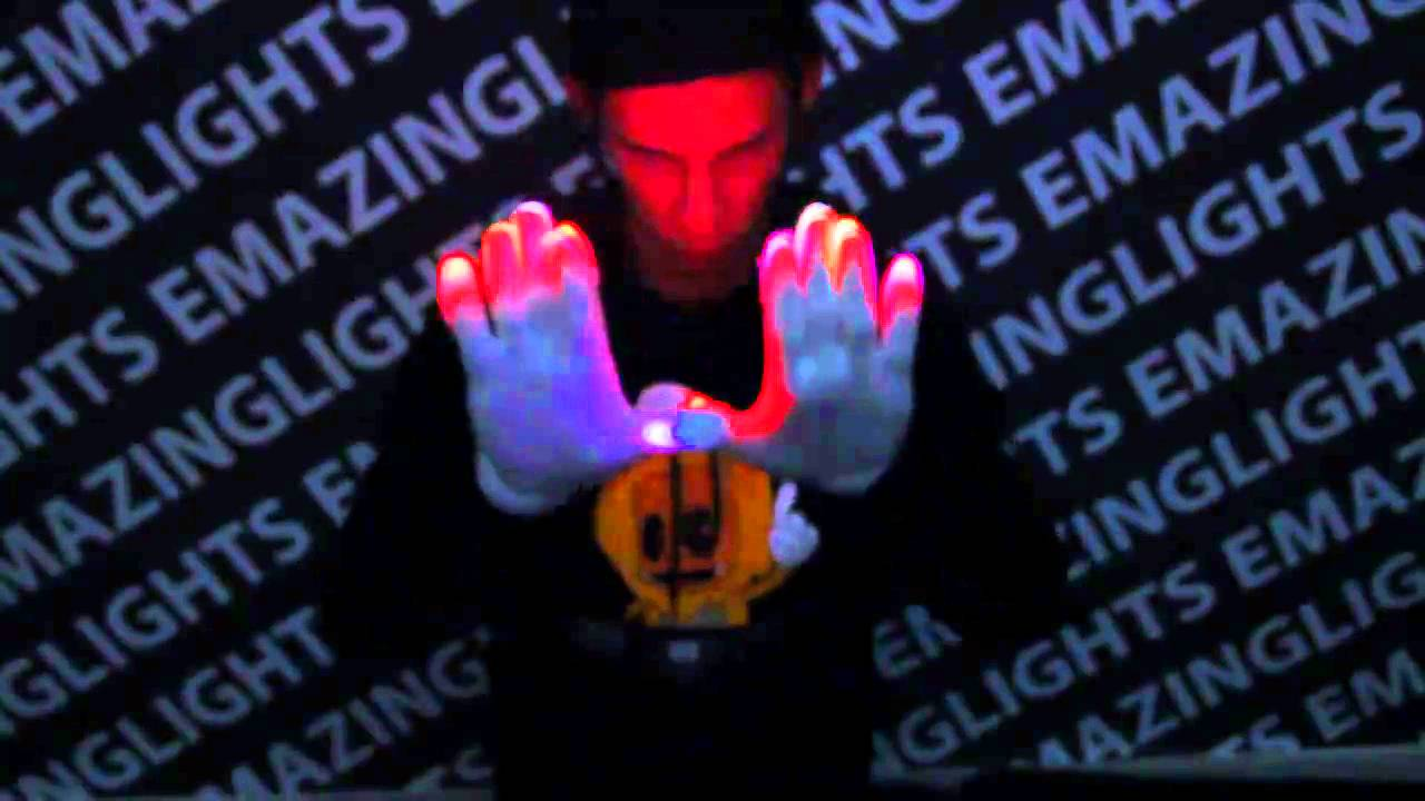 I Want These Rave Gloves So I Can Blow My Kid's Mind