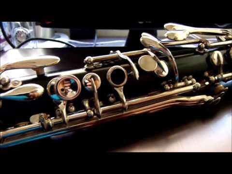 Selmer USA Alto Clarinet REVIEW – Episode 3
