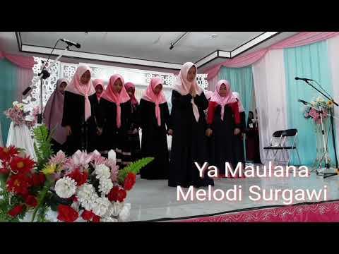 , title : 'Ya Maulana - Melodi Surgawi (Paduan Suara)'
