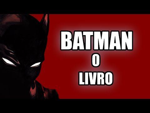 BATMAN O LIVRO