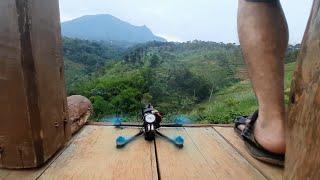 6Km Roundtrip Longrange FPV | Kanhay Bikepark - Manglayang Summit | Rajawali Borneo 5