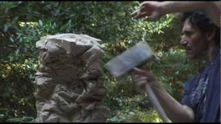 Bar Shacterman: Sculpturing Clayscape at  Art in Nature Festival
