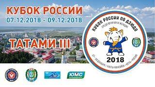 2018.12.08 T3 Кубок России по дзюдо. Предварительная часть.