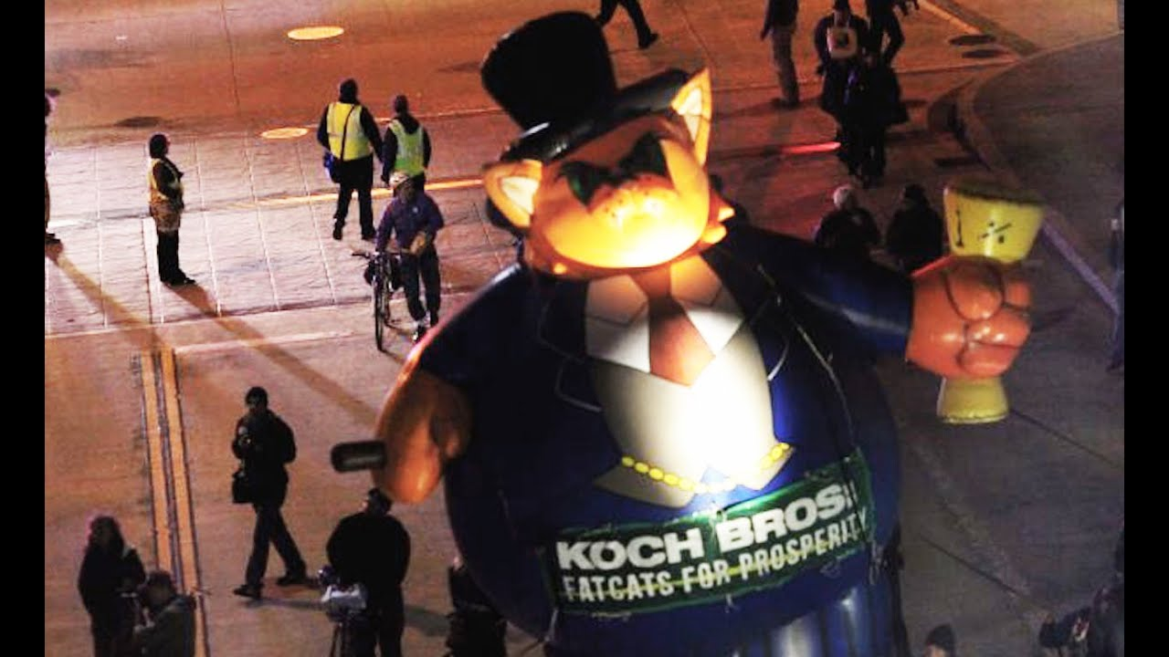 Koch Brothers Pass On Hillary AND Trump. Will Buy Congress Instead. thumbnail