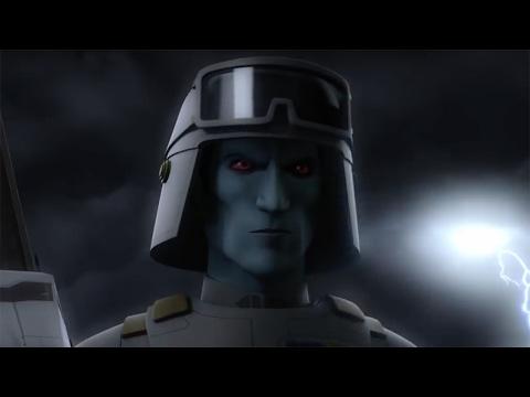 Star Wars Rebels Season 3 (Promo 'Win the Rebellion')
