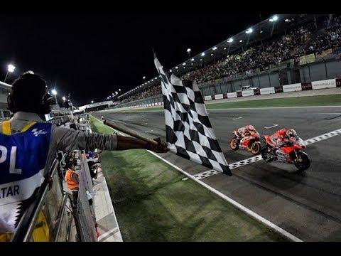 GP às 10: O homão, o velhinho e uma batalha: MotoGP voltou em grande estilo
