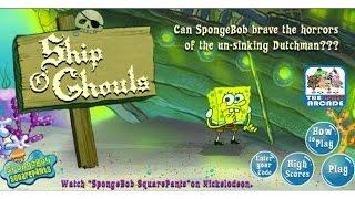 SpongeBob SquarePants: Ship O' Ghouls - Escape The Flying Dutchman (Nickelodeon Games)