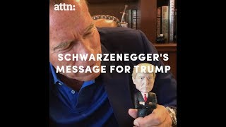 Arnold Schwarzenegger Delivers a Powerful Message to Neo-Nazis after Charlottesville