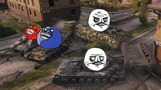 World of Tanks Epic Wins and Fails Ep151