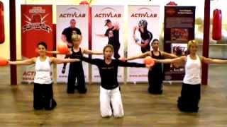 Body-Ball Edzés Cseresnyés Beáta Master Trainerrel
