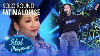 Fatima Louise - Feeling Good | Solo Round | Idol Philippines 2019